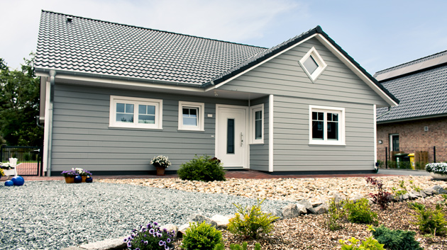 Haus Sigrid - Holzhaus Nord - Zimmerei Opitz
