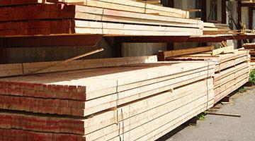 Gebaut aus Holz…