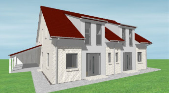 Doppelhaus 1 - 0