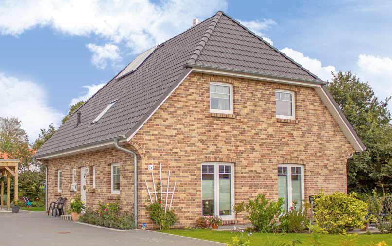 Fassadengestaltungen holzhaus nord zimmerei opitz for Ebenerdiges haus bauen