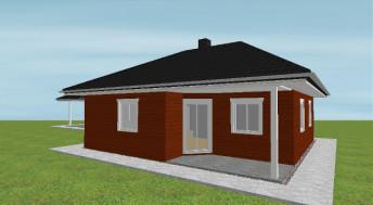 Ferienhaus 2 Wohn - 1